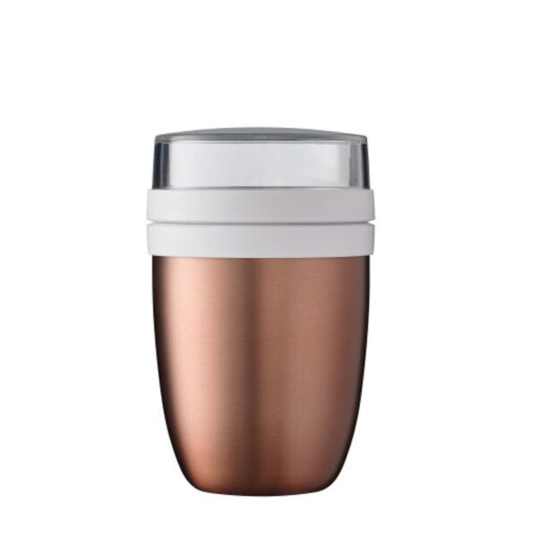 Mepal isoleer lunchpot Ellipse – rose gold