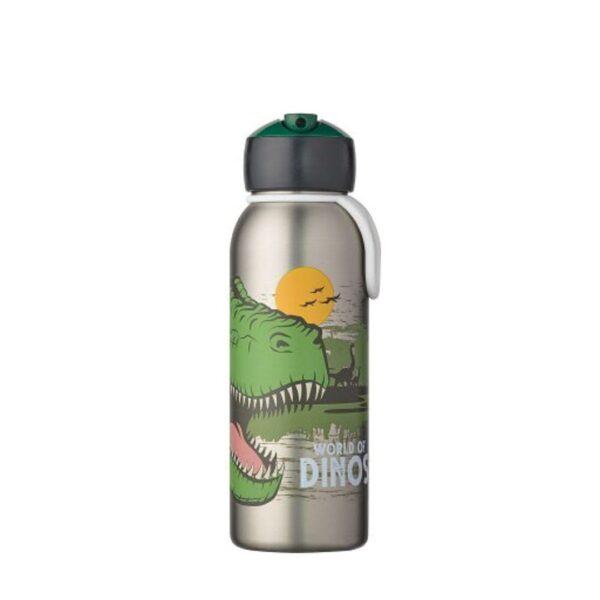 Mepal isoleerfles flip-up Campus 350 ml – Dino