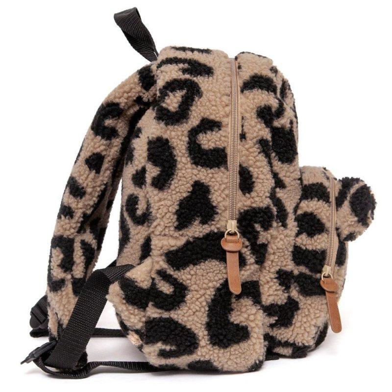 Petit Monkey – Kinderrugzak teddy leopard