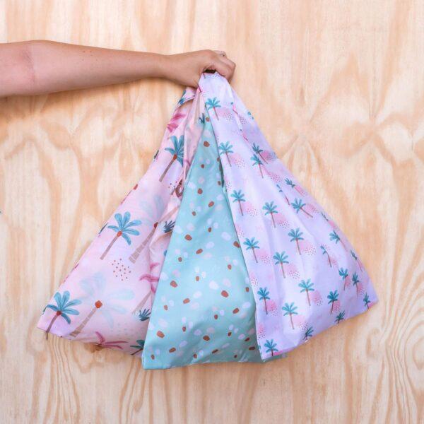 Montii Shopper bags set van 3 – Boho Palms