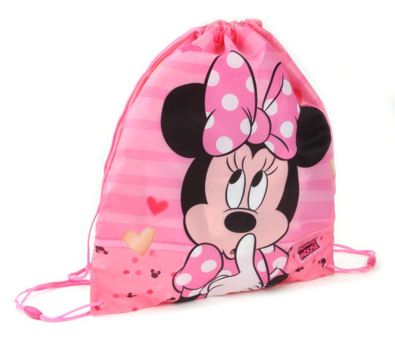 Gymtas Minnie Mouse Looking Fabulous
