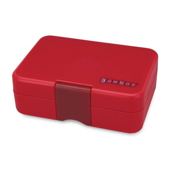 Yumbox MiniSnack 3 vaks – Wow Red