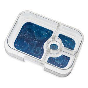 Yumbox Panino 4 vaks tray – Stars